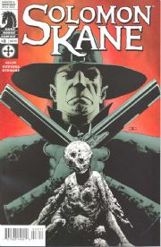 Solomon Kane #3 (2008) Dark Horse comic book